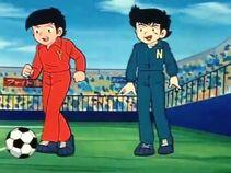 Kishida vs Urabe