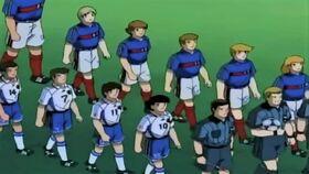 Japan Jr. vs France Jr. (2001)