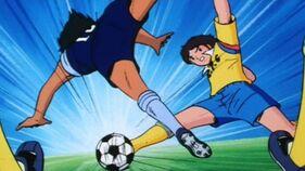 Misugi - Sliding Tackle