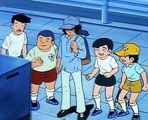 Wakashimazu Meiwa (1983) 3