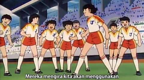 Captain Tsubasa The Movie 2 Ayaushi, Zen Nippon Jr