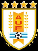 Uruguay football logo
