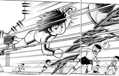 Tsubasa diving head (KD)