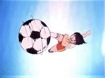 Tsubasa Jumping Volley (Movie 2)