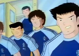 Hyuga's seniors