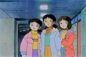 Sanae Yukari and Kumi (Film 5)