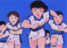 Nankatsu SC (2001)