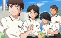 Shutetsu Quartet (2018)