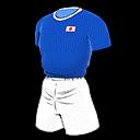 Japan Jr away (DT)