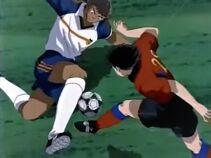 Santana Tsubasa La Liga (2001) 2