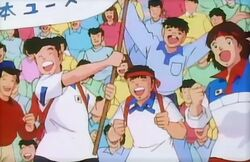 All Japan Youth supporters (CTJ)