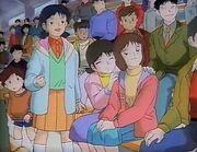 Sanae Yukari and Kumi (Film 5) 2