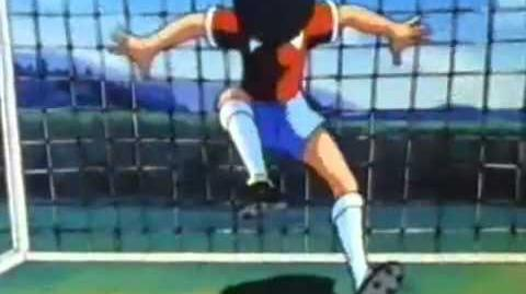 Captain Tsubasa The Movie 3 Asu ni Mukatte Hashire