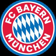 FC Bayern football logo