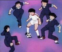 Otomo Quartet Vs Tsubasa