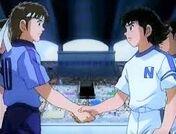 Matsuyama vs Tsubasa (2001)