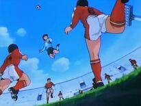 Shingo vs Nankatsu (J) 2