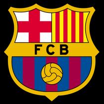 FC Barcelona football logo