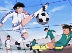 Tsubasa vs Yamabuki (2001)