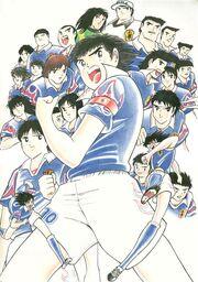 Captain tsubasa by carlinx