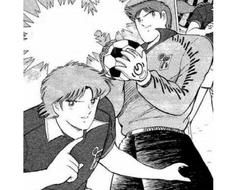 Gentile and Hernandez manga