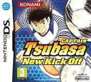 Captain Tsubasa New Kick Off front