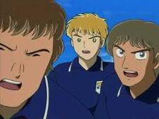 Italy Jr 2001 anime