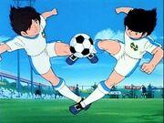 Golden Combi - Twin Shot (Nankatsu)