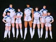 Japan Youth - Top 7 return