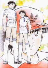 Tsubasa Taro & Genzo (BF)