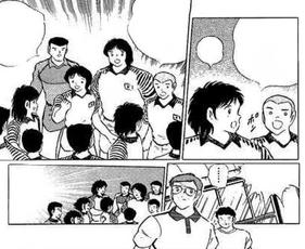 Japan training camp ch92 (CT) 1