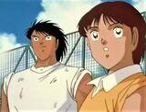 Hyuga and Maki (CTJ)
