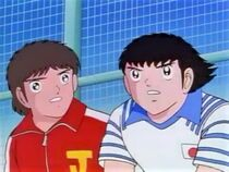Tsubasa and Misugi Japan Jr (SCT)