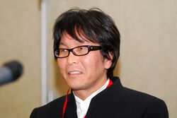 Yoichi Takahashi - Lucca Comics & Games 2011