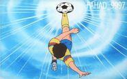 Misugi overhead ep65 (1983) 1