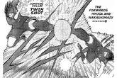 Hyuga and Wakashimazu - Twin Shot