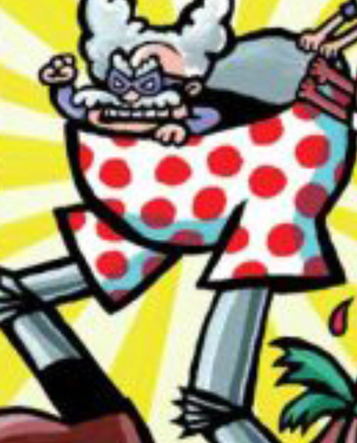The Radioactive Robo-Boxers | Captain Underpants Wiki