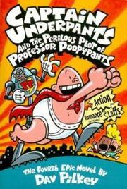 Poopypants Captain Underpants