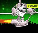 The Turbo Toilet 2000