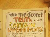 The Top-Secret Truth about Captain Underpants