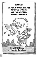 Captain Underpants and the Wrath of the Wicked Wedgie Woman (Comic)