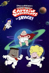 Captain Underpants in Space