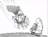 Old Captain Underpants saves Mr Krupp