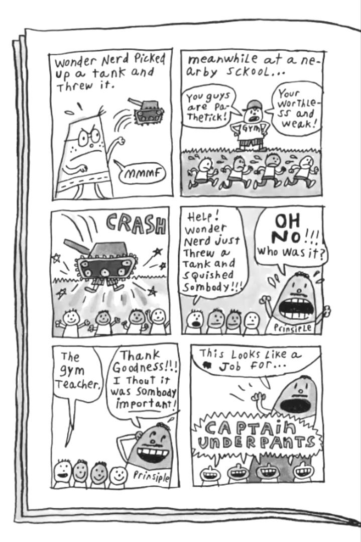 captain underpants and the sensational saga of sir stinks-a-lot pdf