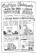 Captain Underpants and the War of the Wily Wonder Nerd (2)