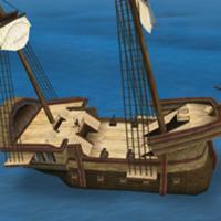 200px-Light galleon deck