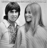 Davy Jones & Maureen