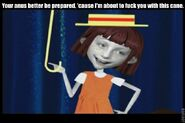 Angela Anaconda the Rapist