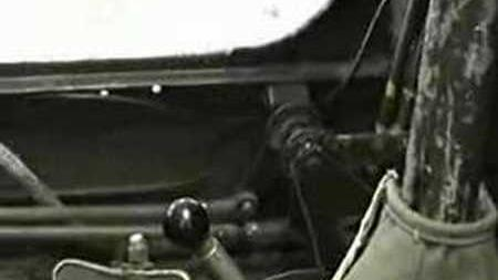 Bell P-39 Q-15 Airacobra under restoration