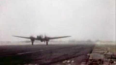 WW2 in Color. Captured German planes